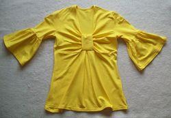 Блуза вискоза Новая, 5 цветов