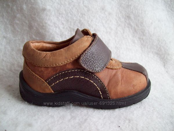 Туфли ботинки Кожа Umi, стелька 12, 5 см.