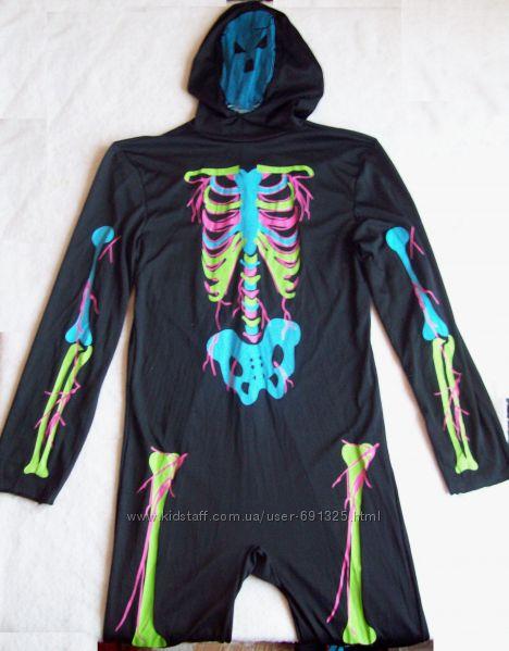 Комбинезон морфсьют Скелет, длина 150 см.