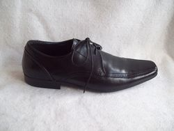 Туфли кожа BURTON Menswear