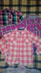 классные рубашки девченкам