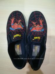 Мокасины, слипоны Marvel 32 размера