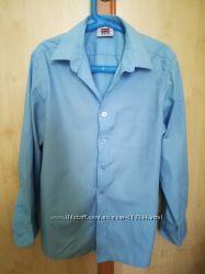 Рубашка в школу на 10-11 лет David Luke