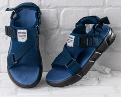 Мужские сандалии. Синие