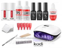 Набор Kodi Professional для гель-лака с Лампой Sun 4 48 вт