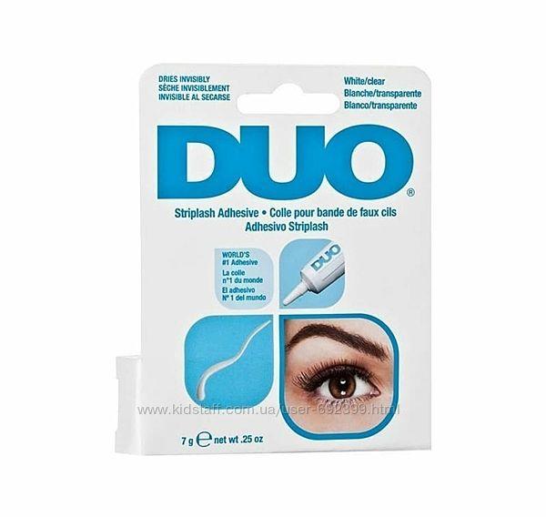 Клей для ресниц прозрачный DUO Eyelash Adhesive Оригинал
