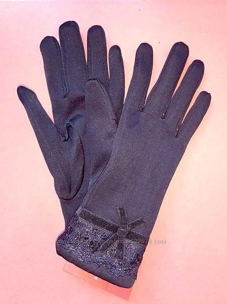 Перчатки новые утепленные