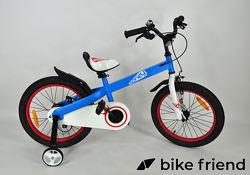 Велосипед Royal Baby Honey 18 голубой