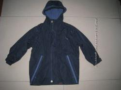 Курточка демисезонная мальчику Outdoor scene 5-6 лет, 110-116см.