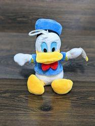 Мягкая игрушка утка Donald Duck игрушка из мультфильма