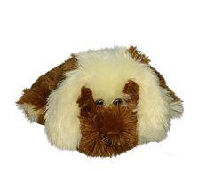 Мягкая игрушка-подушка. Собака Дружок