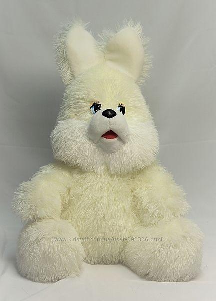 Мягкая игрушка Белый Зайка
