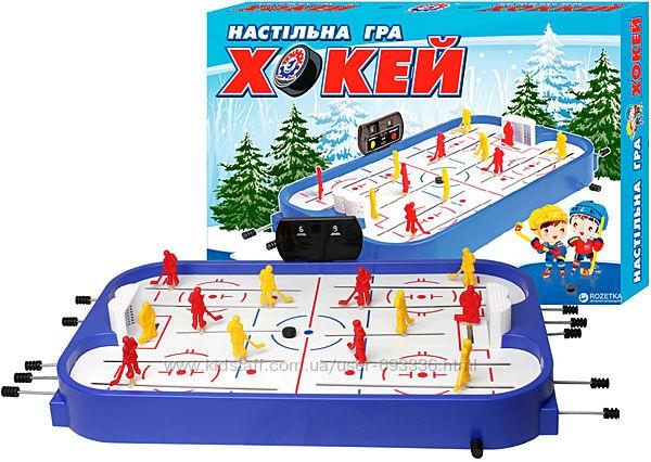 Настольная игра Хоккеи ТехноК, арт. 0014
