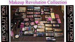 СП на косметику Makeup Revolution и Freedom из Англии