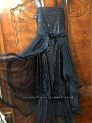 Нарядное выпускное платье