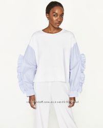 Zara оригиналстильний пуловер рs