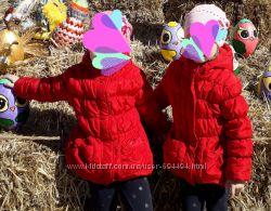 Куртка на 3-5 лет, холодная осень - теплая зима, можно двойне, близнецам