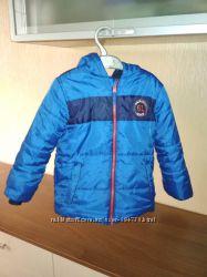 Зимняя куртка mothercare 5-6