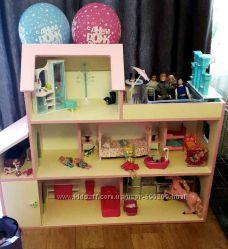 домик для Барби, кукольный дом