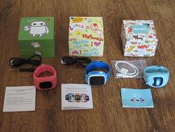 Смарт часы для детей gps трекер для детей q30, q90