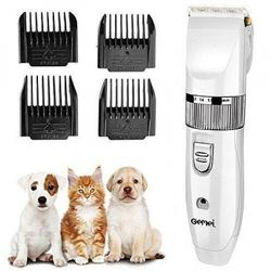 Машинка для стрижки волос животных Geemy ProGemei Gemei GM-634