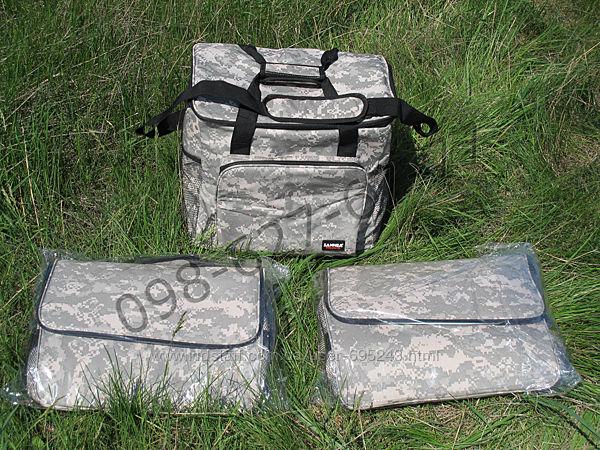 Термосумка Sannen сумка холодильник 36 литров термо сумка термос