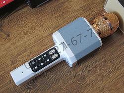 Беспроводной караоке микрофон Wster WS-1828 белый