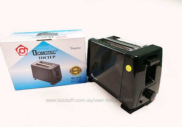 Тостер на два отделения Domotec MS 3230