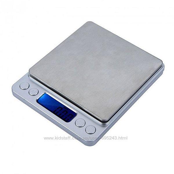 Весы Ювелирные VS-1208-5 Ювелирные Электронные Карманные Весы