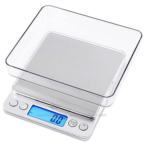 Электронные Весы Domotec MS- 1729 A Вес До 3 Кг Кухонные Весы
