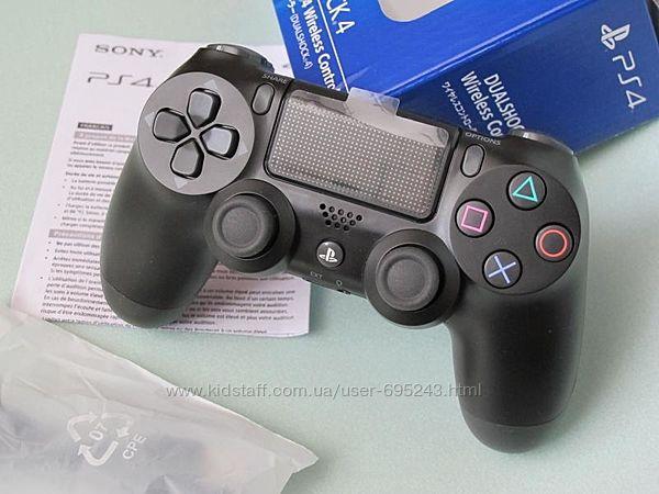 Беспроводной Геймпад джойстик PlayStation Dualshock 4 Bluetooth PS4