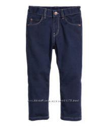 Твиловые брюки H&M для школы на 9-10лет