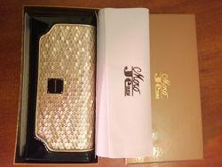 Женский кожаный кошелёк Moro Jenny
