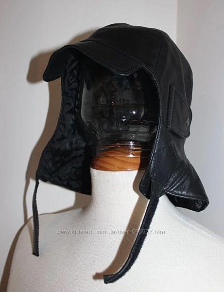 Шлем из натуральной кожи Fiocchi Италия