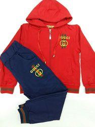 Спортивный костюм Тм Pelin Kids для девочки р.6-7-8-9 лет