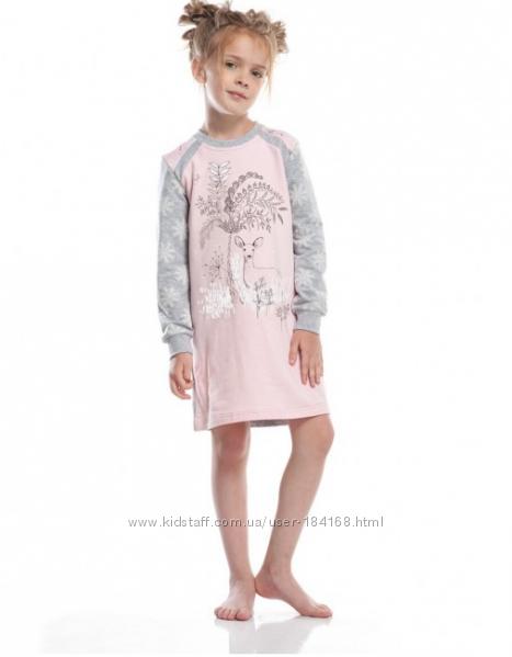 Ночнушка, ночная рубашка для девочки в наличии