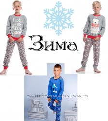 Теплая пижама Ellen для мальчика в наличии