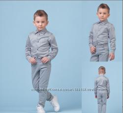 Рубашка и брюки комплект для мальчика ТМ Зиронька в наличии