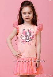 Платье летнее для девочки в наличии 3 цвета