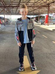 Спортивний костюм для хлопців підлітків р.134-164см