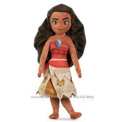 кукла принцесса Моана Ваяна плюш Дисней оригинал  50см
