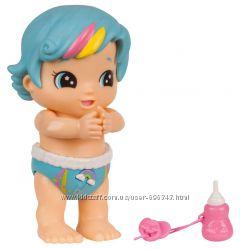 Интерактивная кукла Харпер Little Live Bizzy Bubs Clap Baby Harper