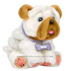 Интерактивный щенок Люблю целоваться My Kissing Puppy Wrinkles