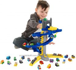 Fisher-Price Thomas Friends MINIS DC Super Friends Batcave Томас Бэтпещера