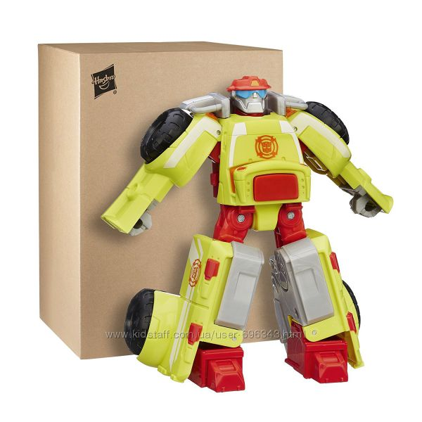 Трансформер Rescue Bots Heatwave the Fire-Bot