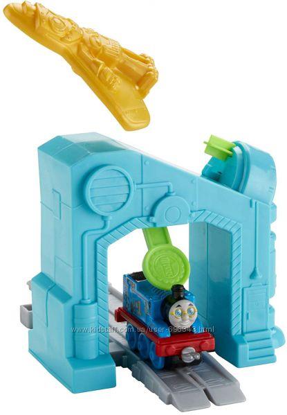 Паровозик Томас Запуск робота серия Adventures Robot Thomas