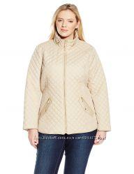 Демисезонная куртка Ellen Tracy, большой размер, одежда из США