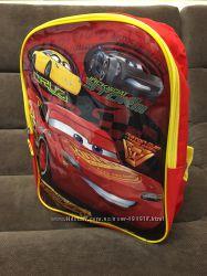 Яркие рюкзаки Paw Patrol и Cars