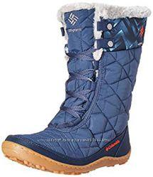 сапоги Columbia Minx Mid II OH Wool Snow Boot раз. р. 35