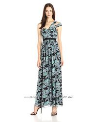 Принтовое платье Inga фирмы BCBG Max Azria